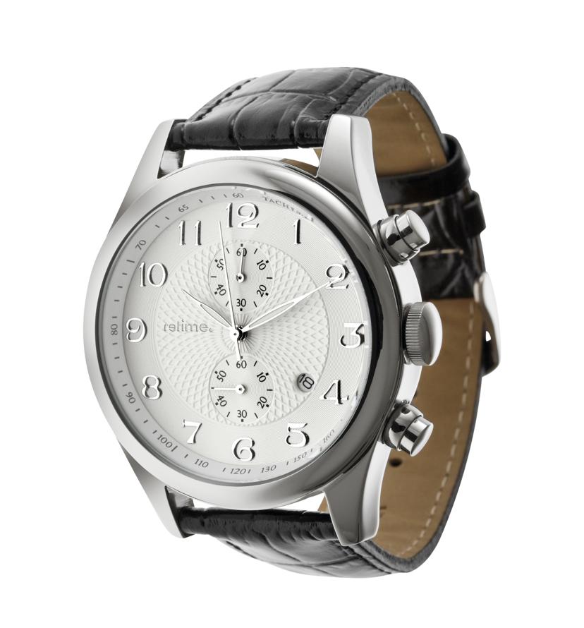 Armabduhr-chronograph