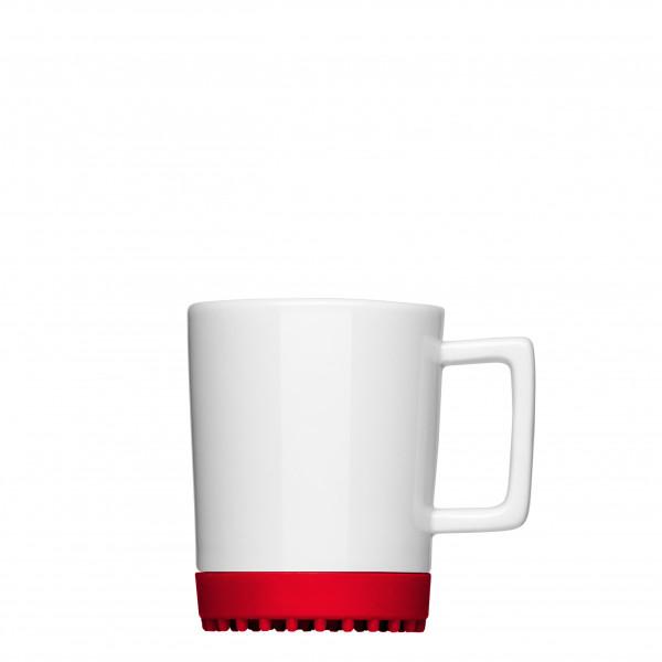 Werbetasse Softpad Mug mini Form 353