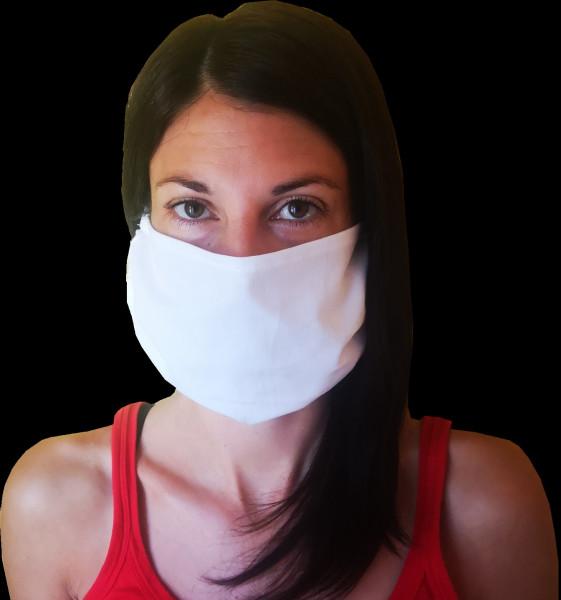 25er Pack Gesichtsmaske aus 100% Baumwolle (Wiederverwendbar)