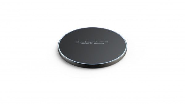 Wireless Charger Aluminum