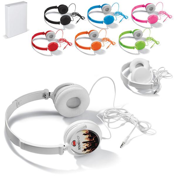 Kopfhörer drehbar