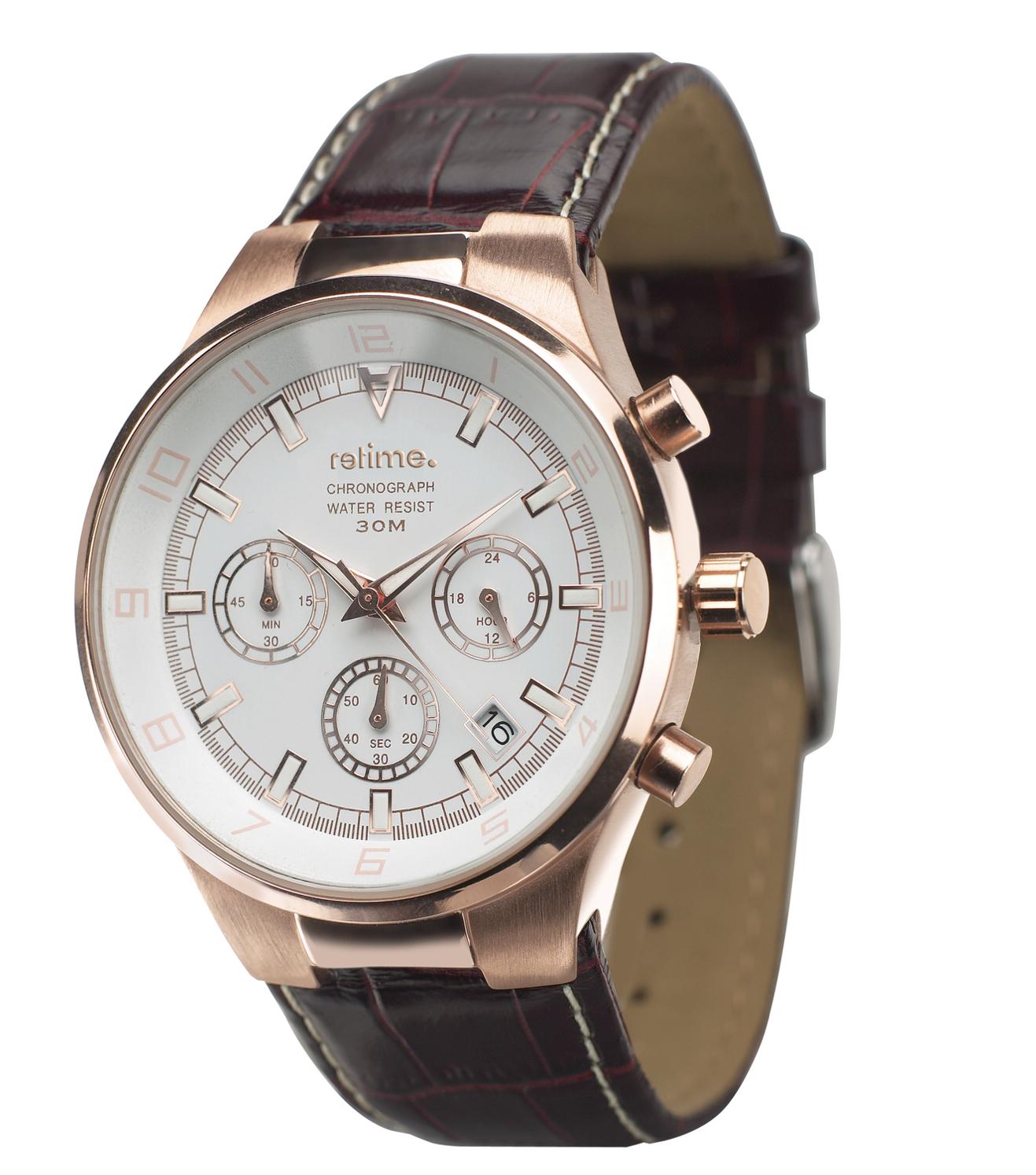 Mitarbeitergeschenk-armbanduhr