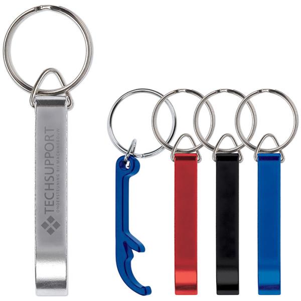 Schlüsselanhänger mit Öffner